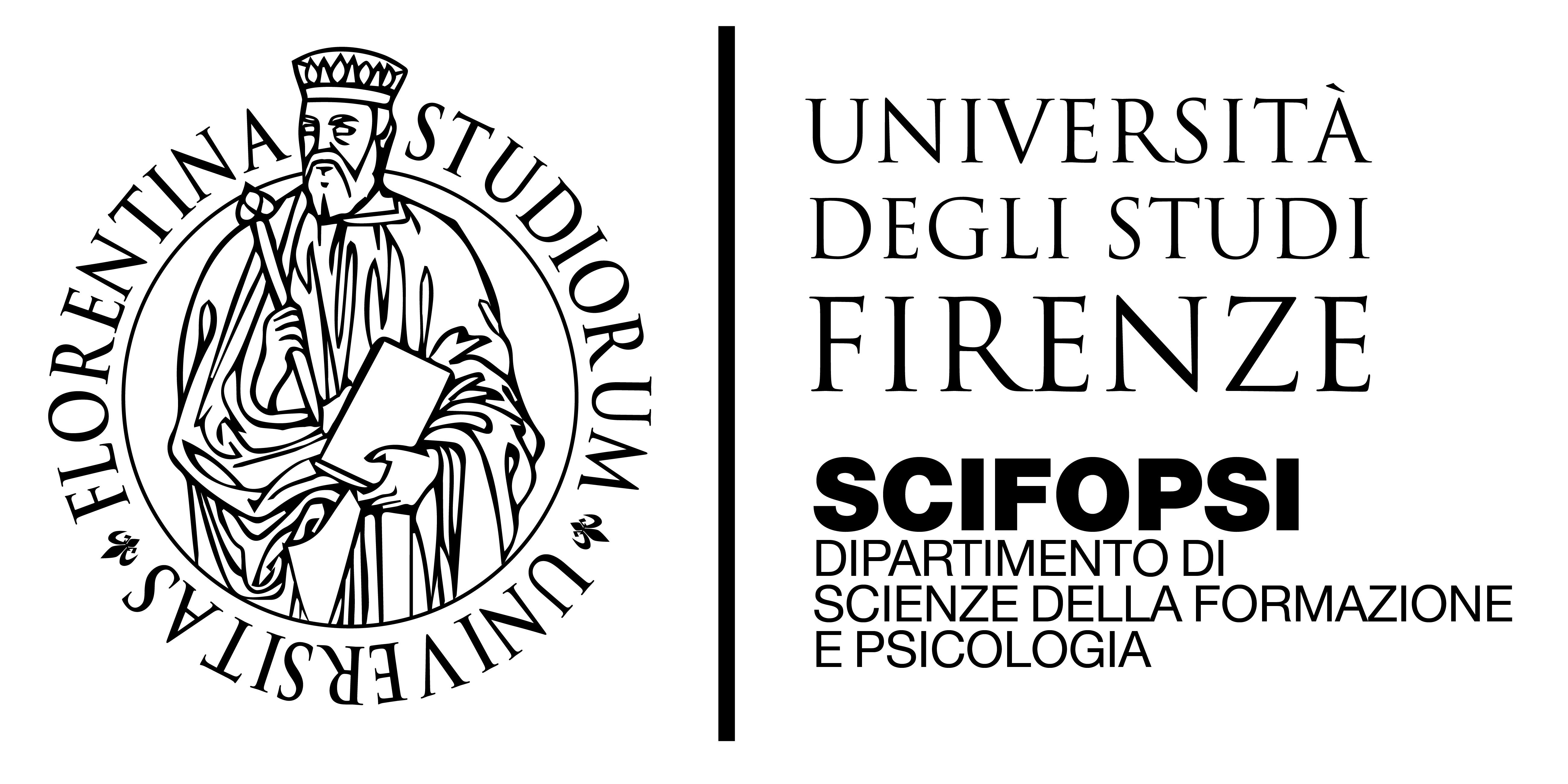 UNIFI dipartimento scienze della formazione e psicologia