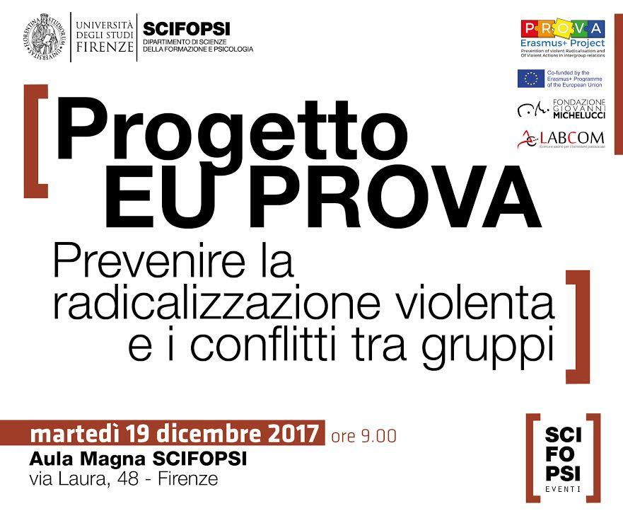 Presentazione italiana del ROVA PROJECT