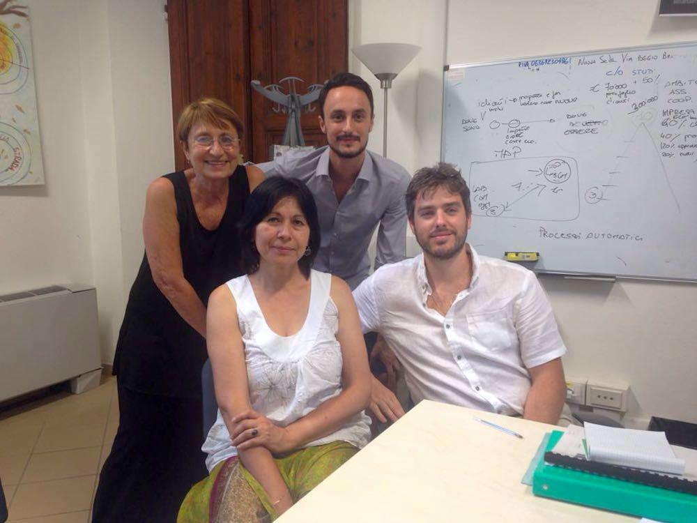 Meeting with Professor Alba Ximena Zambrano Constanzo from Universidad de La Frontera, Chile