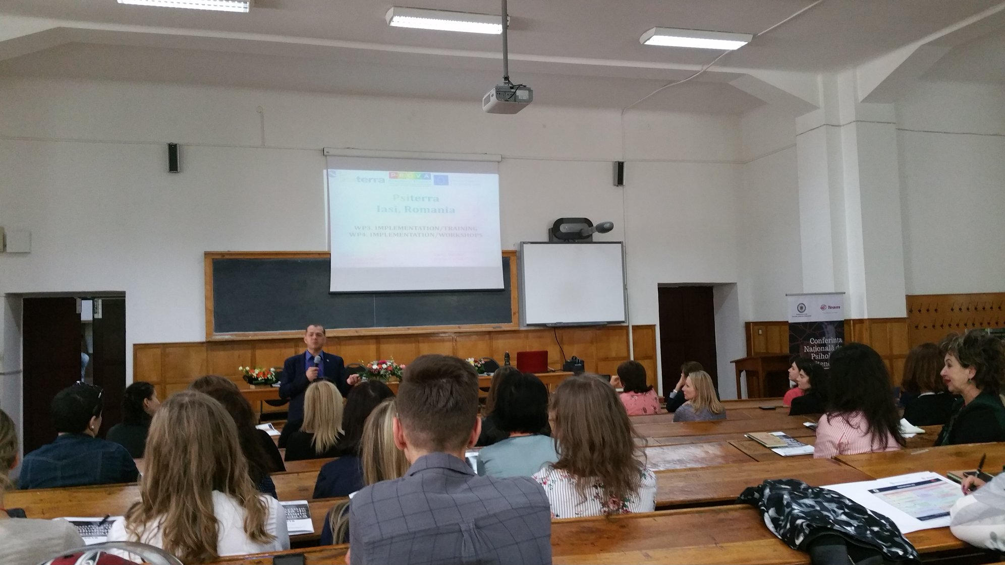 PROVA Project - National Conference of Penitentiary Psychology